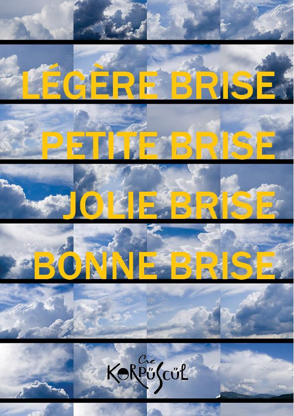 Cie Korpüscül - Légère Brise